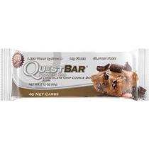 Búsqueda Nutrition Protein Bar, Con Trozos De Chocolate Cook