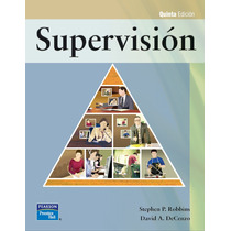 Ebook Supervision 5ta Stephen Robbins David Decenzo Pdf