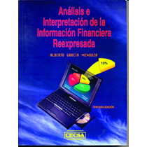 Analisis E Interpre De La Informacion Financiera Reexp