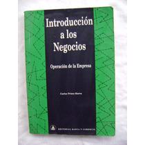 Introducción A Los Negocios - Carlos Prieto Sierra