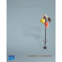Libro: Administración De Robbins 8va Edición Pdf