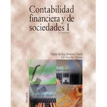 Contabilidad Financiera Y Sociedades I Pdf