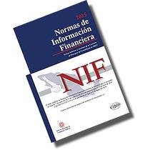 Libro Nif 2015 Pdf Completa Contabilidad