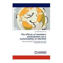 Effects Of Members Participation, Liualseged Beyene Eticha