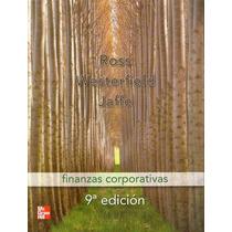 Libro: Finanzas Corporativas Pdf