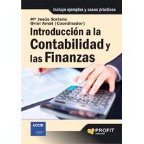 Libro: Introducción A La Contabilidad Y Las Finanzas Pdf