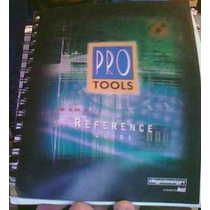 Pro Tools Reference Guide 5.01 For Macintosh And Windows
