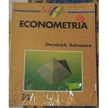 Eeconometria, D Salvatore, Serie Schaum, Ed Mcgraw Hill