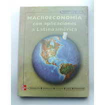 Macroeconomía Con Aplicaciones A Latinoamérica