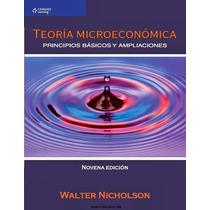 Teoría Microeconómica Pdf