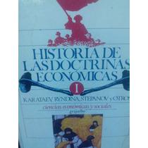 Historia De Las Doctrinas Económicas Tomo 1 Edita Grijalbo