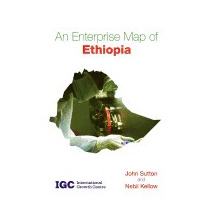 Enterprise Map Of Ethiopia, John Sutton