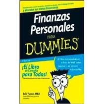 Finanzas Personales Para Dummies-ebook-libro-digital