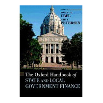 Oxford Handbook Of State And Local Government, Robert D Ebel