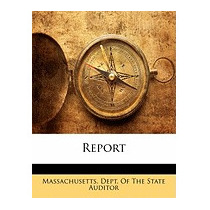 Report, Dept Of The State Audito