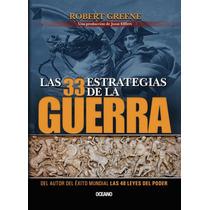 Las 33 Estrategias De La Guerra - Robert Greene + Regalo