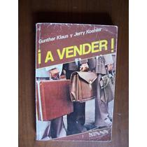 ¡a Vender!-aut-gunther Klaus-edit-diana-pm0