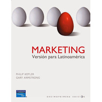 Marketing. Versión Para Latinoamérica Pdf