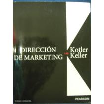 Dirección De Marketing- Te Vendo Este Libro !!!!