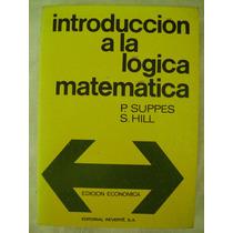 Introducción A La Lógica Matemática - Patrick Suppes