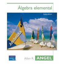Algebra Elemental Pdf