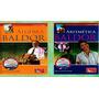 Baldor, Pack De 2da Edición Algebra, Aritmetica