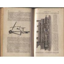 Ganot. Fisica. Tomo 2. Libro Antiguo. Sigloxix.