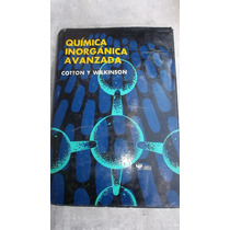 Quimica Inorganica Avanzada, 1981