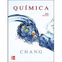 Química De Chang 10 Edición Pdf