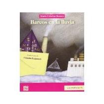 Libro Barcos En La Lluvia *cj