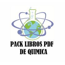 Pack De Libros Pdf De Quimica: Ingenieria,cinetica,cuantica