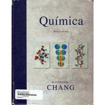 Química De Chang 9 Edición Pdf