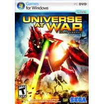 El Universo En Guerra: Asalto A La Tierra - Pc