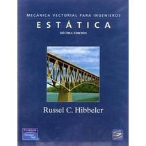 Mecanica Vectorial Para Ingenieros Estática Pdf 10 Edicion