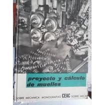 Proyecto Y Calculo De Muelles, Fco. Gonzales, Ed Ceac