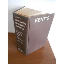 Manual Kent Del Ingeniero Mecanico En Ingles