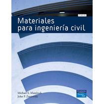 Materiales Para Ingeniería Civil Pdf
