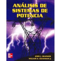 Libro: Análisis De Sistemas De Potencia Pdf