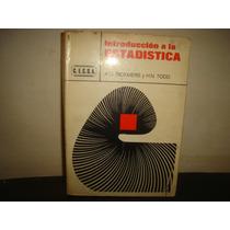 Introducción A La Estadística - A. D. Rickmers Y H. N. Todd