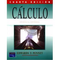 Libro: Cálculo Diferencial E Integral De Penney Pdf