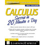 Calculus Success In 20 Minutes A Day, Editors Of