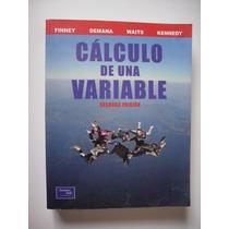 Cálculo De Una Variable - Finney Demana Waits Kennedy - 2000