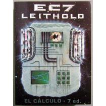 Cálculo De Leithold Pdf