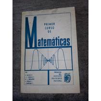 Calculo Matematicas Primer Curso Ipn