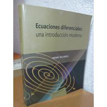 Ecuaciones Diferenciales - Henry Ricardo Reverté Nuevo