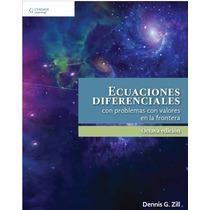 Ecuaciones Diferenciales - Deniss Zill Pdf