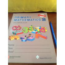 Singapore Math Libro Trabajo Mate Tercero Primaria 3b Inglés