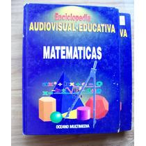 Encic.audiovisual Educativa-matemáticas-2 Tomos-2 Casets-vbf