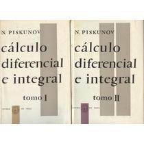 Cálculo Diferencial E Integral.