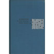 Introducción A Los Modelos Estadísticos Lineales. F. Graybil